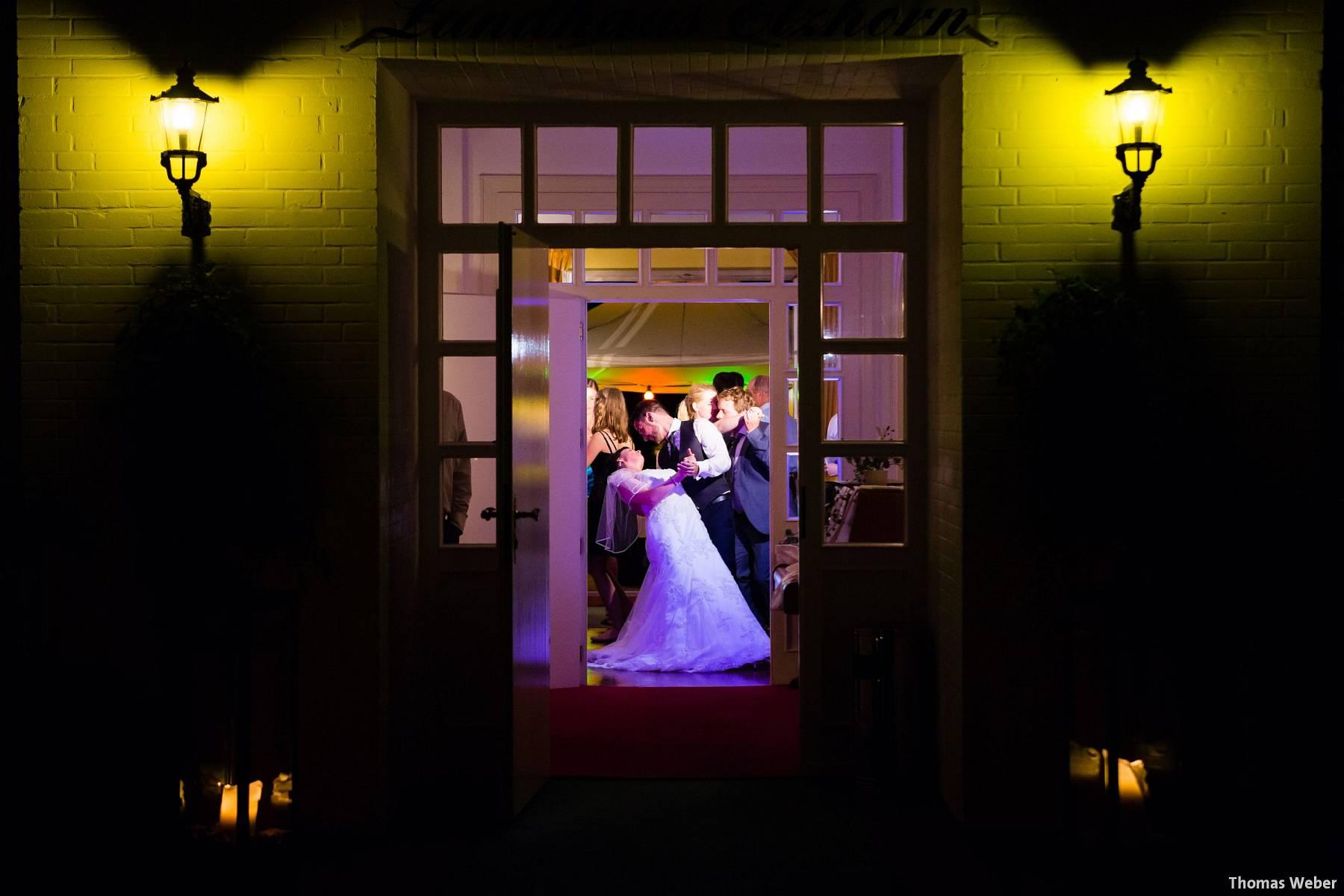 Hochzeitsfotograf Oldenburg: Kirchliche Trauung in der Garnisonkirche Oldenburg und Feier im Landhaus Etzhorn Oldenburg (60)
