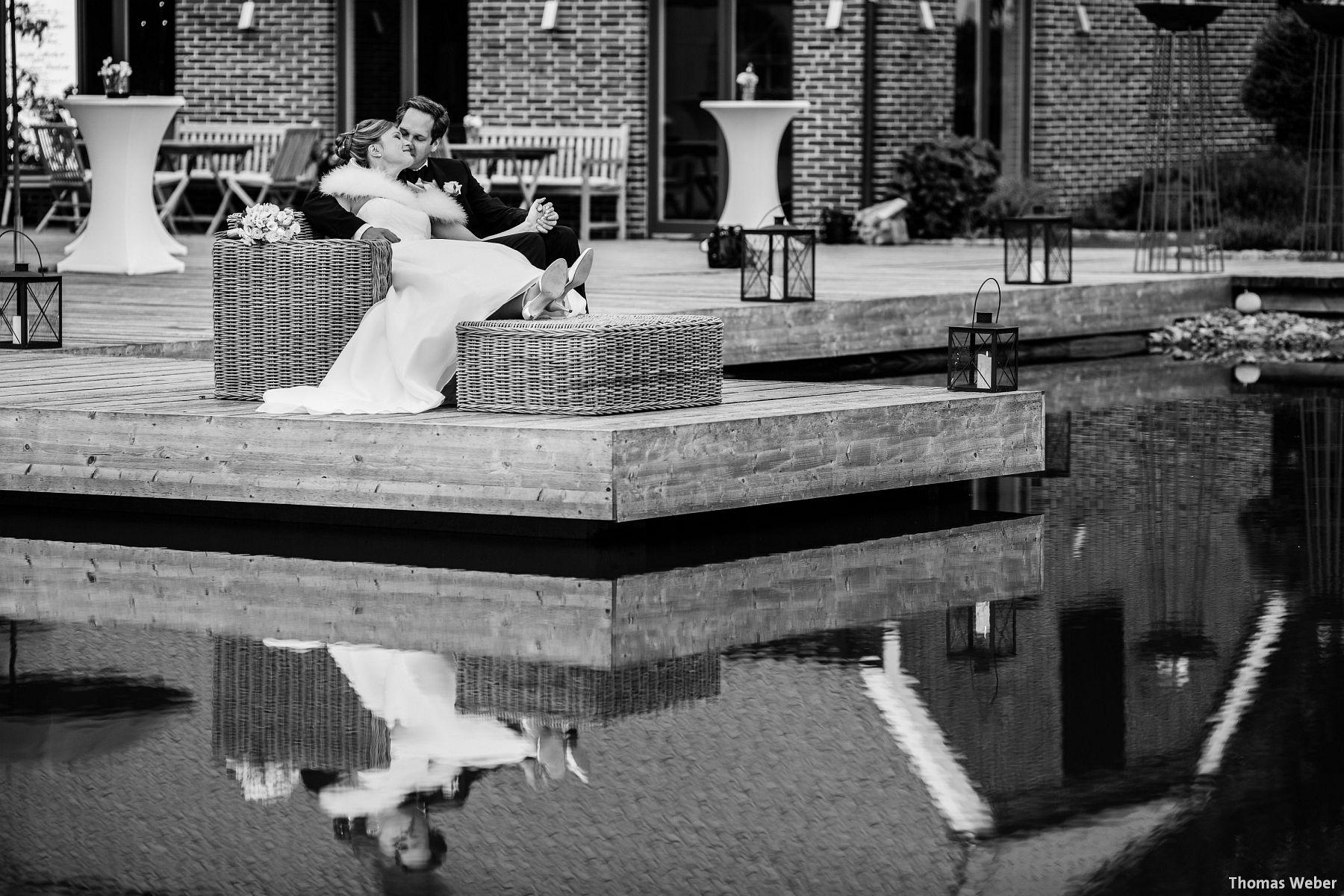Hochzeitsfotograf Rastede: Kirchliche Trauung in der St. Ulrichs Kirche Rastede und Hochzeitsfeier in der Eventscheune St Georg Rastede mit dem Catering von Split Food (Michael Niebuhr) aus Oldenburg (37)