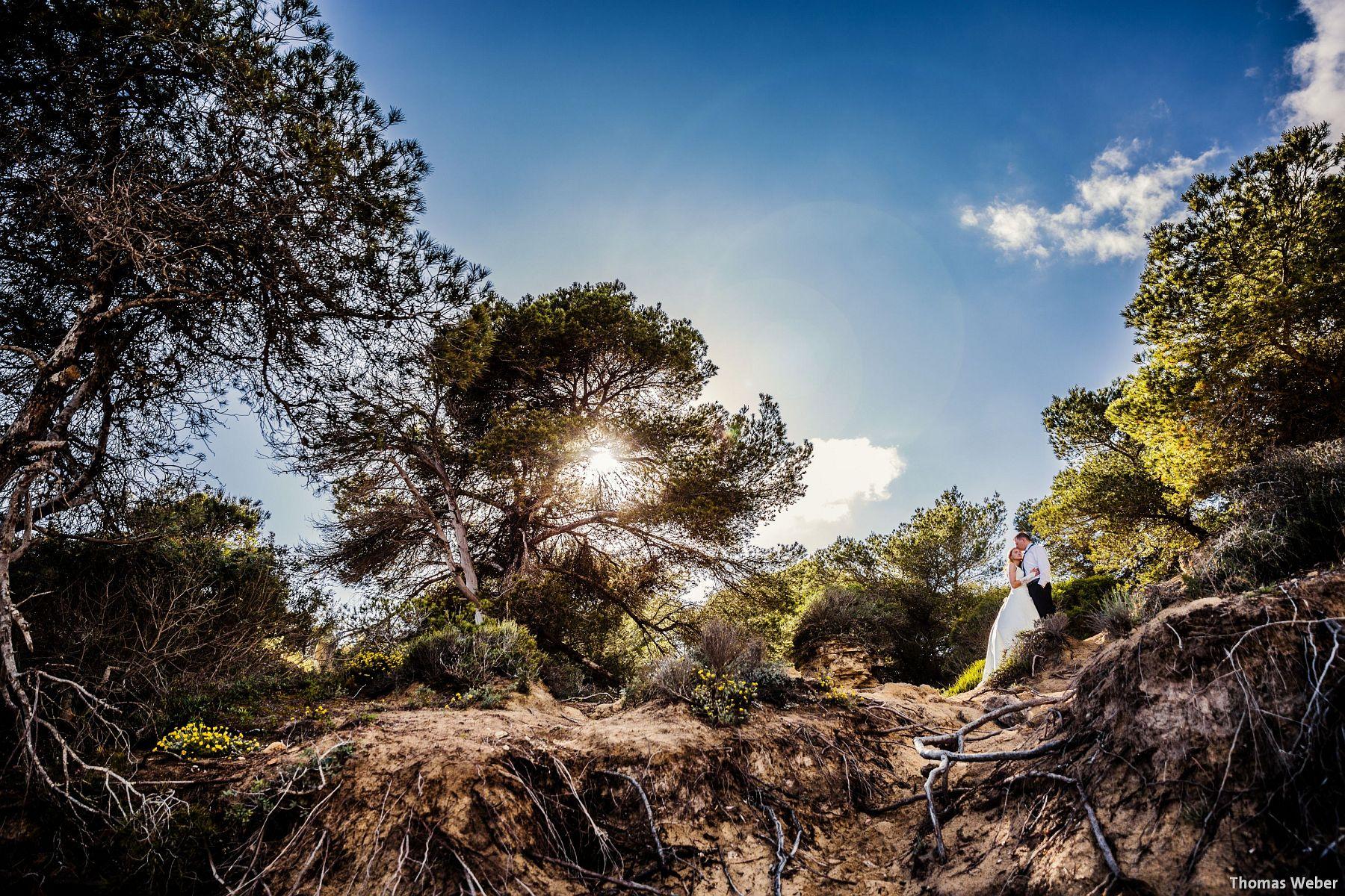 Hochzeitsfotograf Thomas Weber aus Oldenburg: Hochzeitsfotos und Paarfotos auf Mallorca (2)