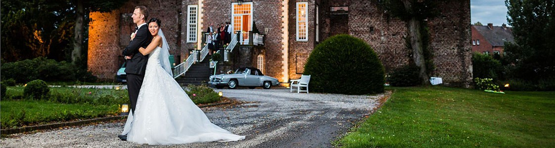 Hochzeit in der Schlossruine Hertefeld