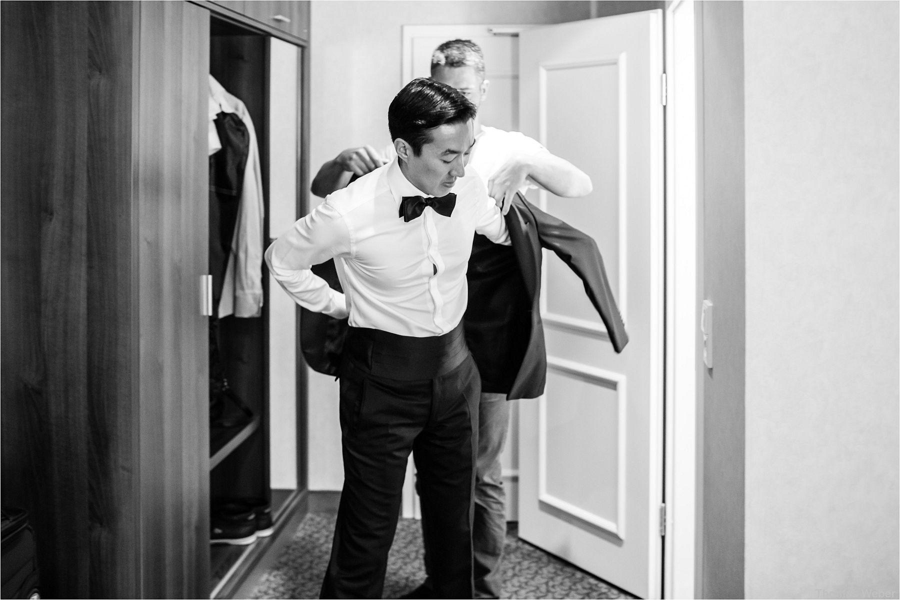 Getting Ready im Zollhaus Rastede, Hochzeitsfotograf Rastede, Thomas Weber