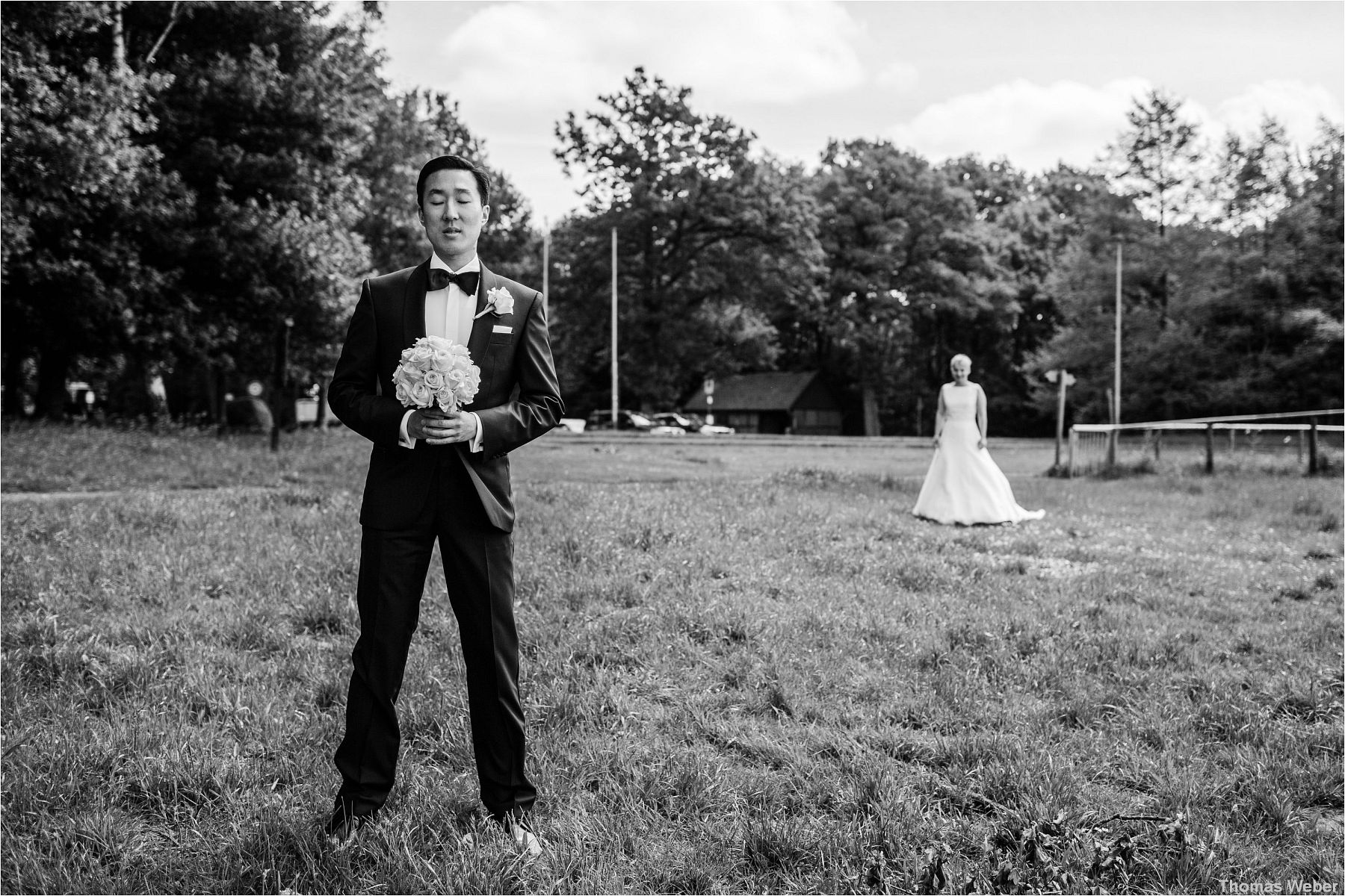 Freie Trauung in der Eventscheune St. Georg Rastede, Hochzeitsfotograf Rastede, Thomas Weber