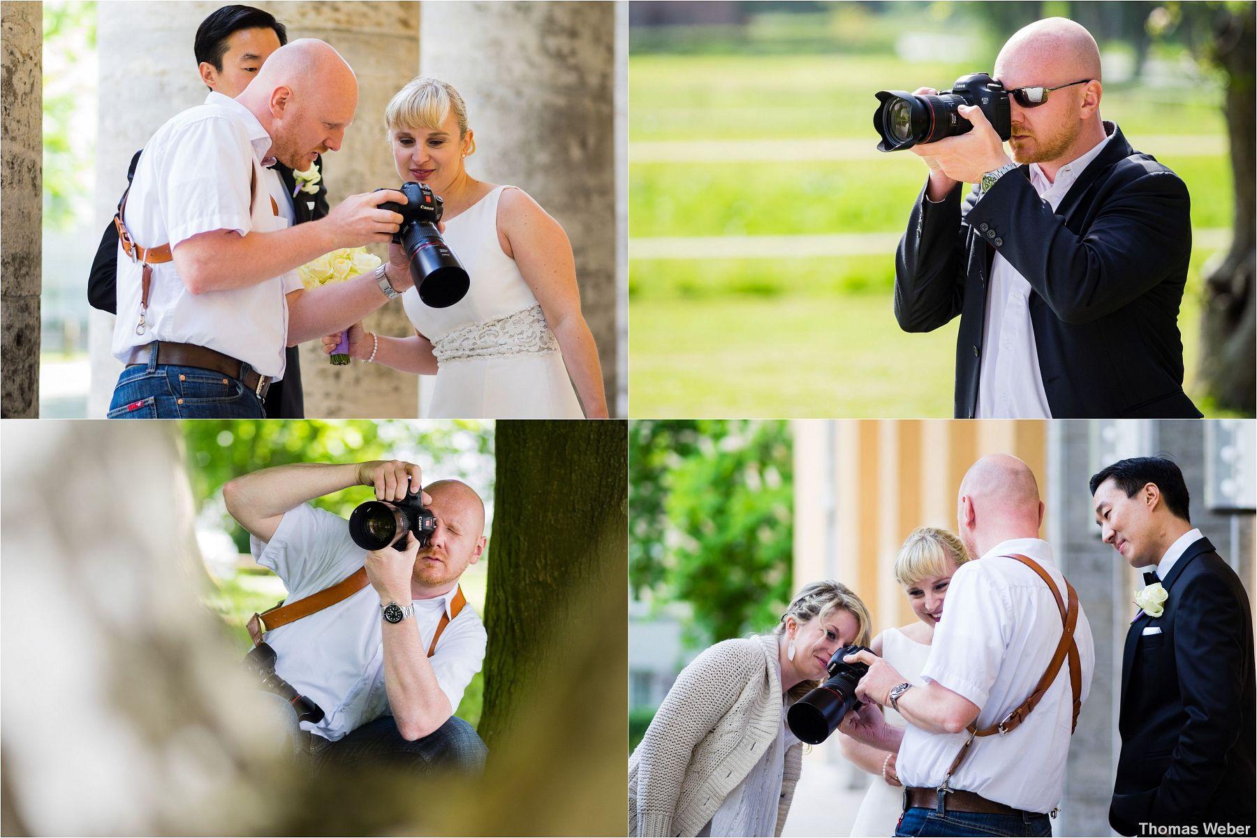 Hochzeitsfotograf Rastede, Thomas Weber