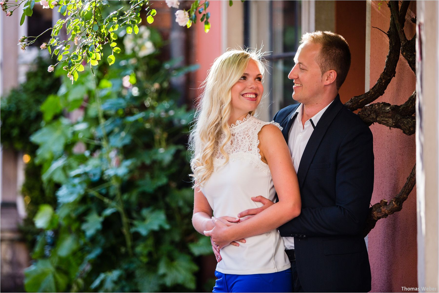 Hochzeitsfotograf Thomas Weber aus Oldenburg: Engagement-Shooting in Bremen