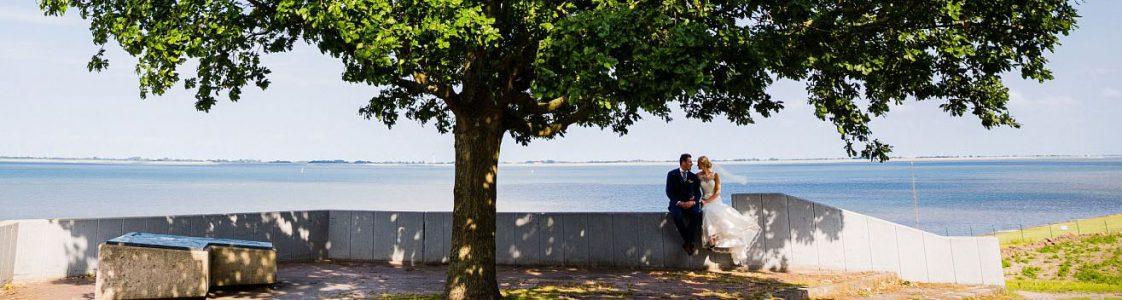 Maritime Hochzeit am Strand von Hooksiel und in Wilhelmshaven