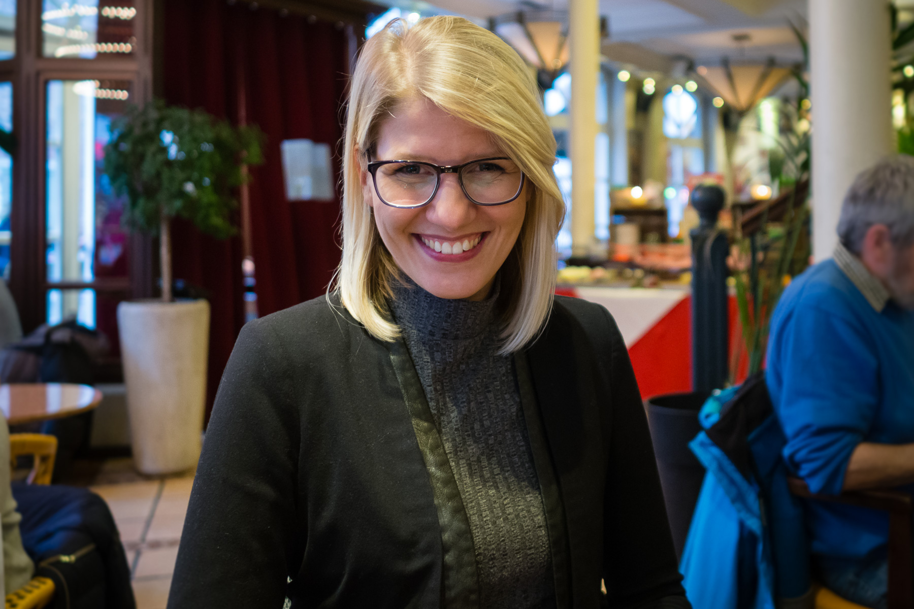 Traurednerin Carolin Wett für eine freie Trauung