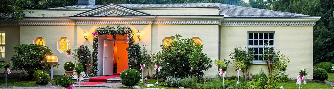 Freie trauung und hochzeitsfeier im landhaus etzhorn - Hochzeitsfeier im garten ...