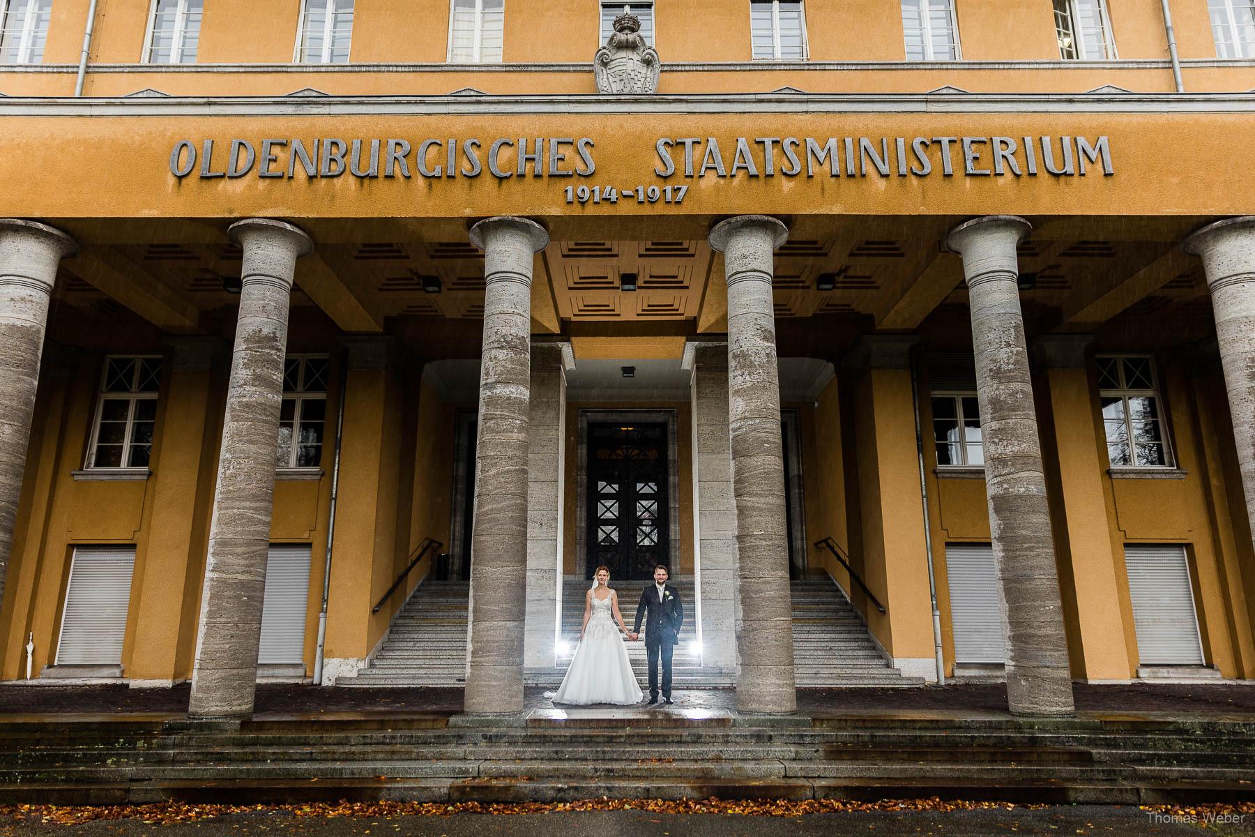 Hochzeitsfotos in Oldenburg, Hochzeitsfotograf Thomas Weber aus Oldenburg