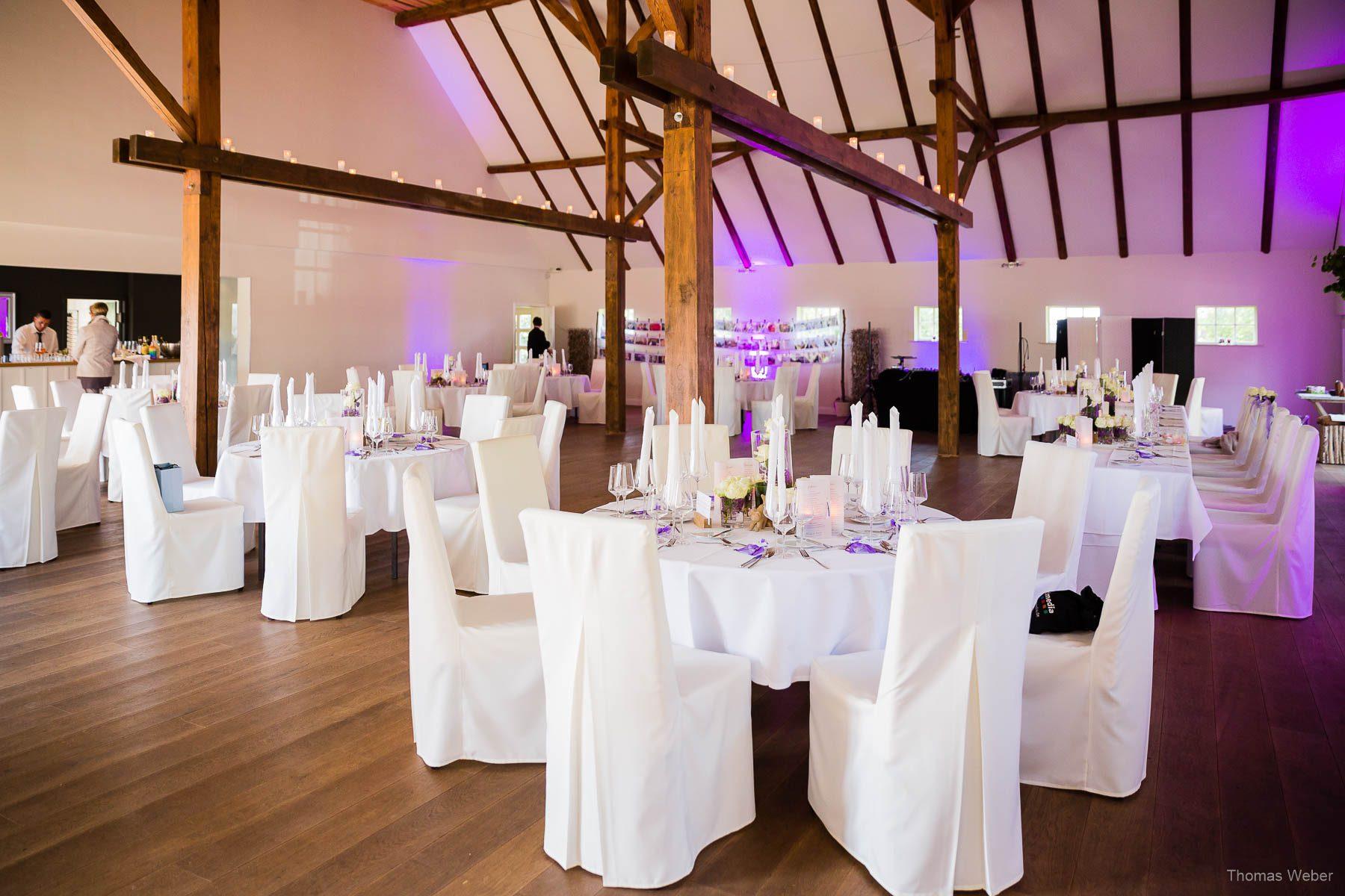 Hochzeitsfotograf in Rastede: Eventscheune St. Georg