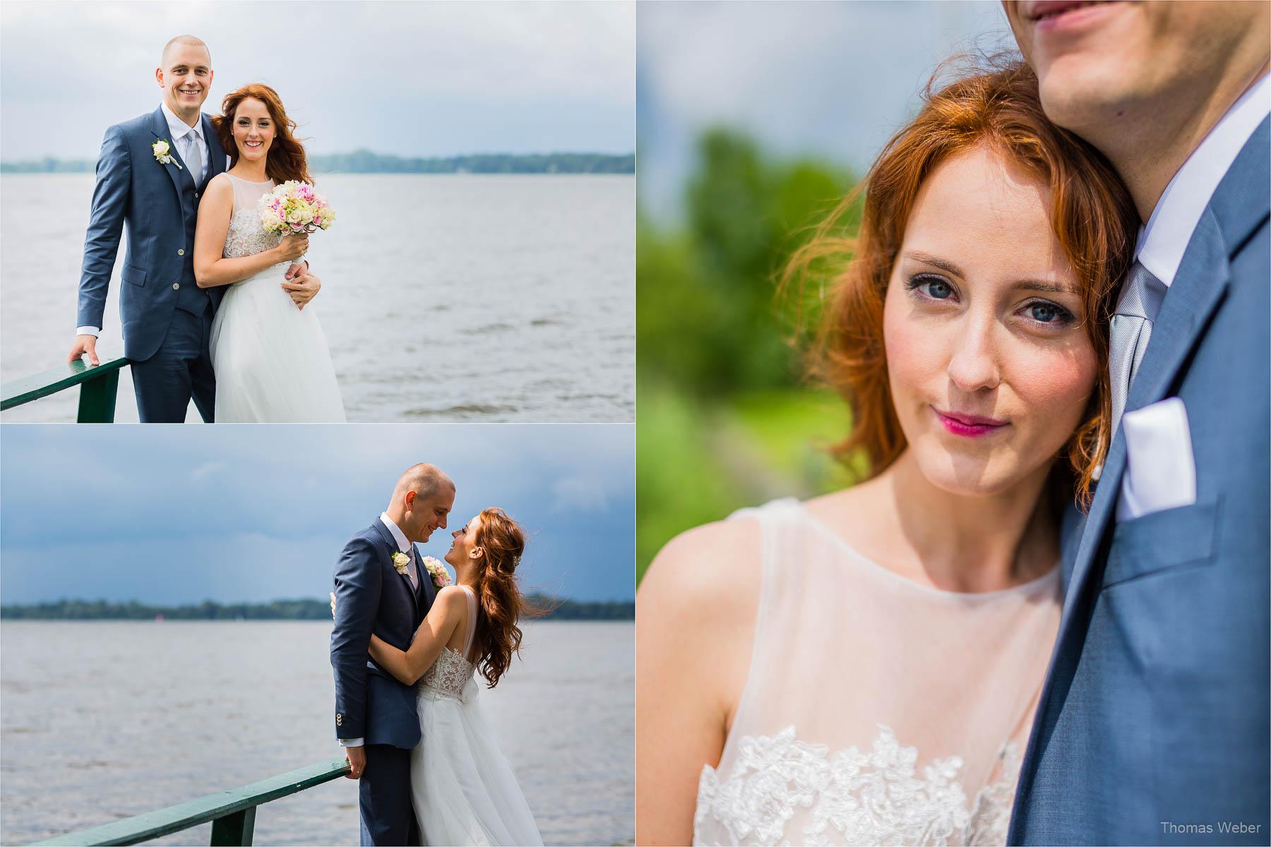 Hochzeitsfotos in Bad Zwischenahn, Hochzeitsfotograf Oldenburg, Thomas Weber