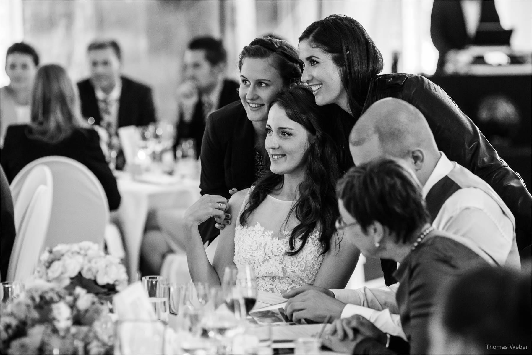 Hochzeitsfeier im Festzelt in Bad Zwischenahn, Hochzeitsfotograf Oldenburg, Thomas Weber