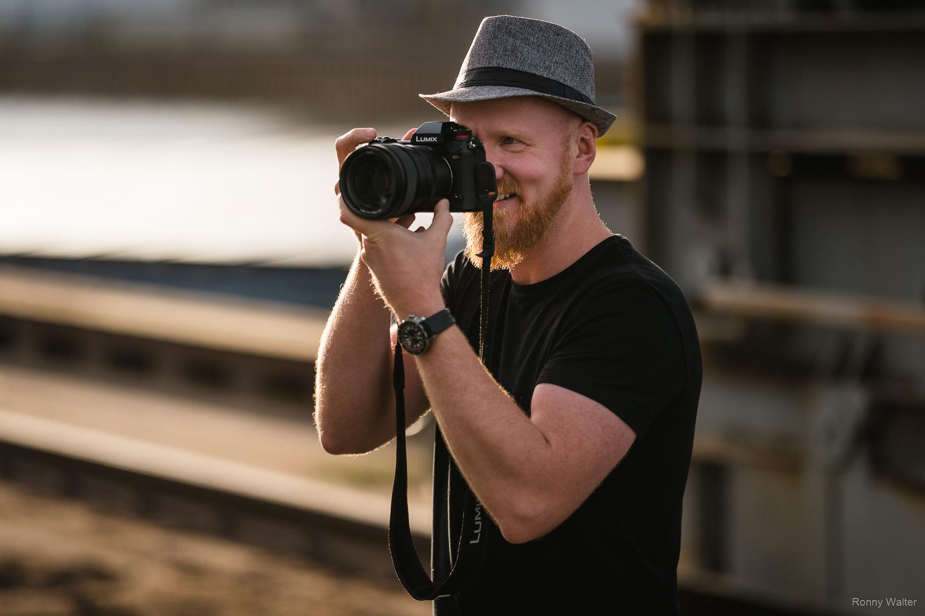 Panasonic Lumix Markenbotschafter und Hochzeitsfotograf Thomas Weber aus Oldenburg