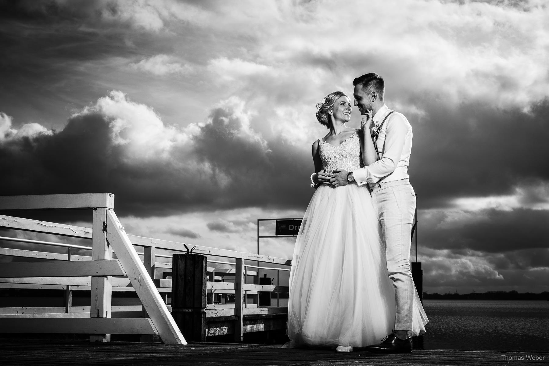 Hochzeitsfotograf Oldenburg, Thomas Weber, Hochzeitsfotos aus Oldenburg