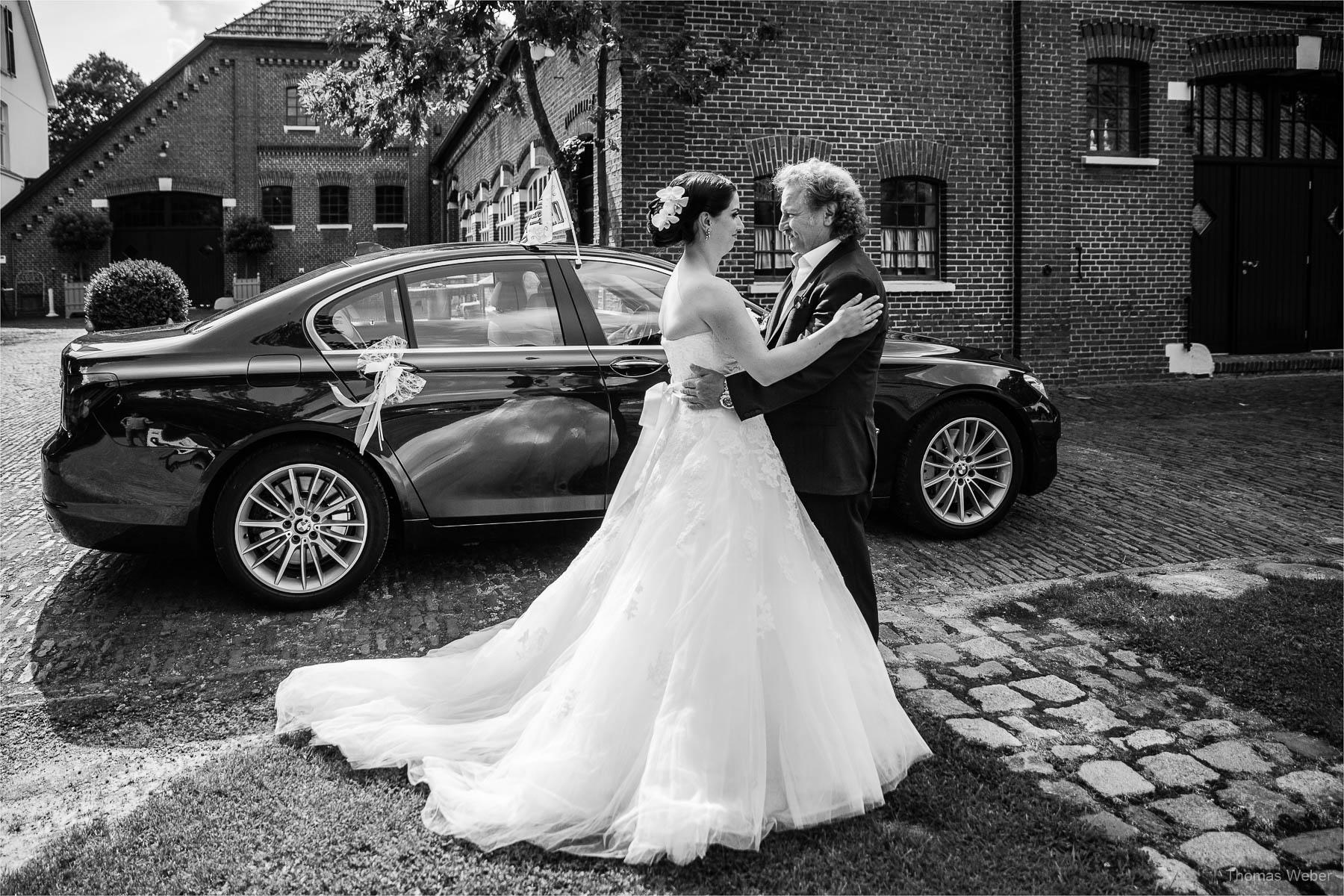 Freie Trauung auf dem Gut Horn in Gristede, Hochzeitsfotograf Oldenburg, Thomas Weber