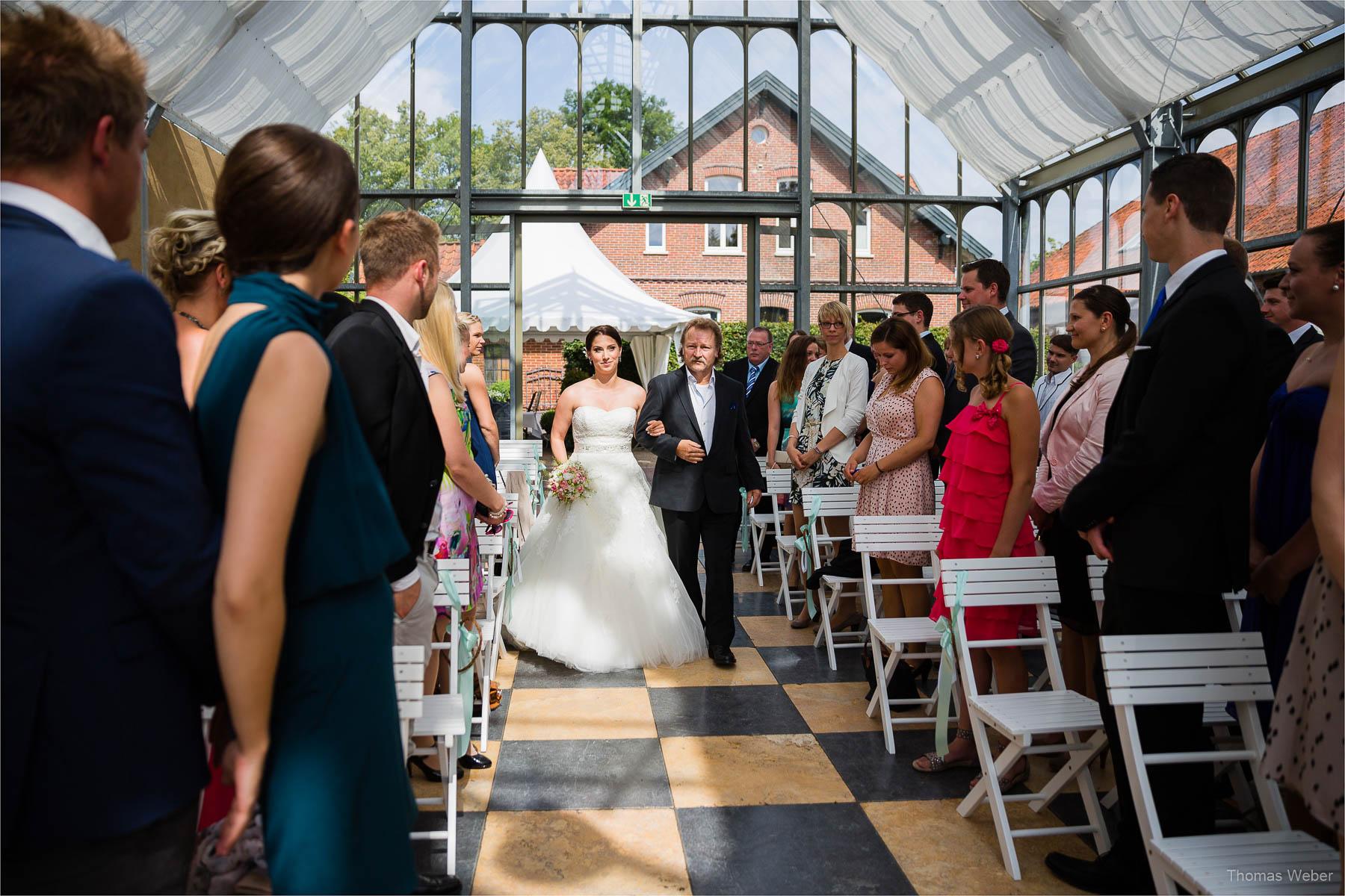 Freie Trauung und Hochzeitsfeier auf dem Gut Horn in