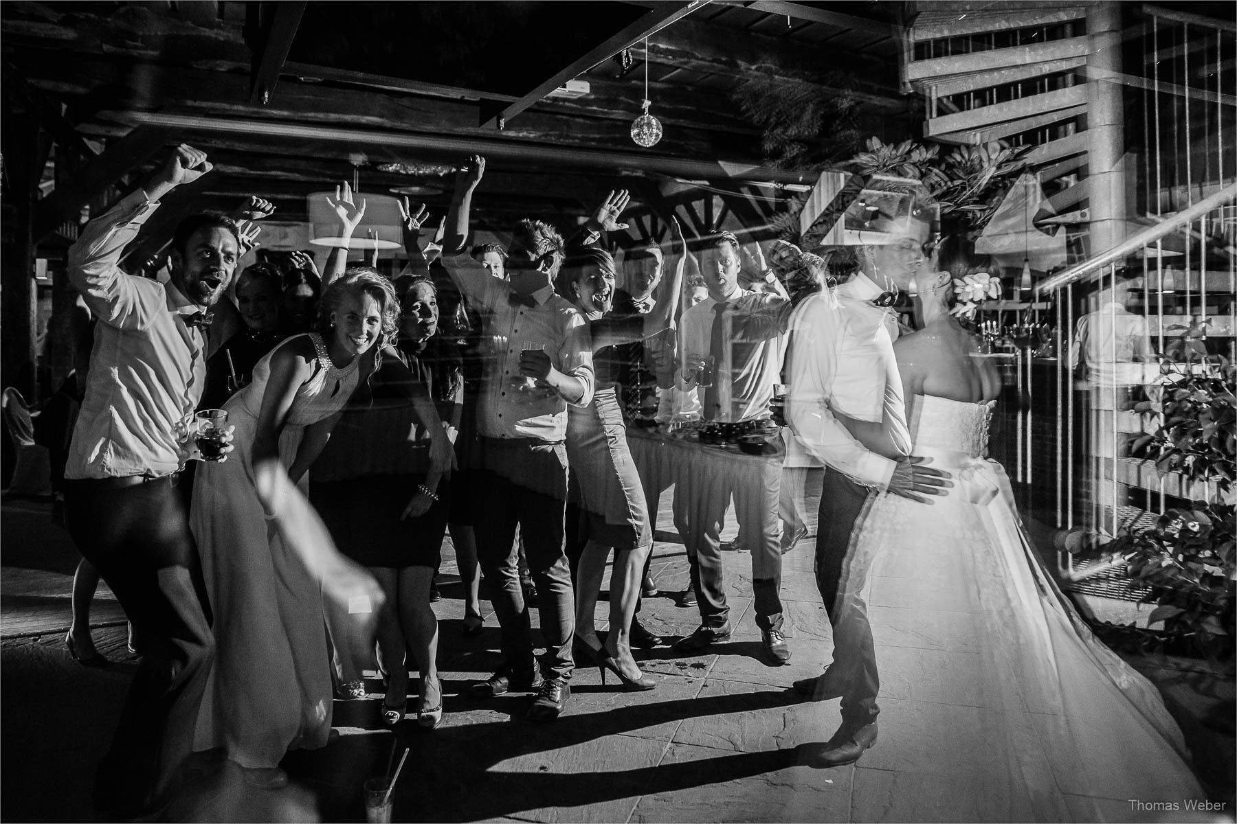 Hochzeitsfeier auf dem Gut Horn in Gristede, Hochzeitsfotograf Oldenburg, Thomas Weber