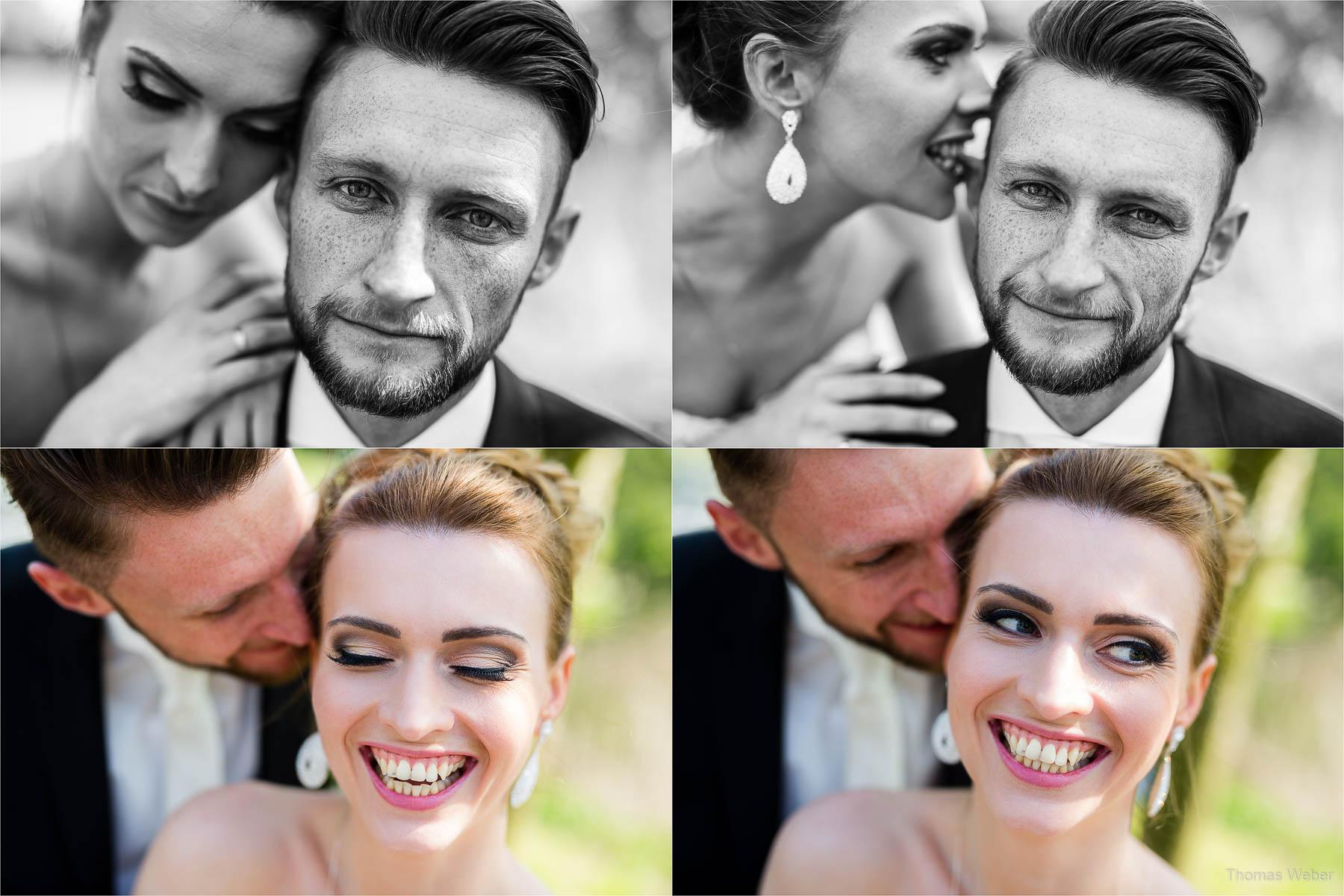 Hochzeitsfotos in Cloppenburg, Hochzeitsfotograf Oldenburg, Thomas Weber